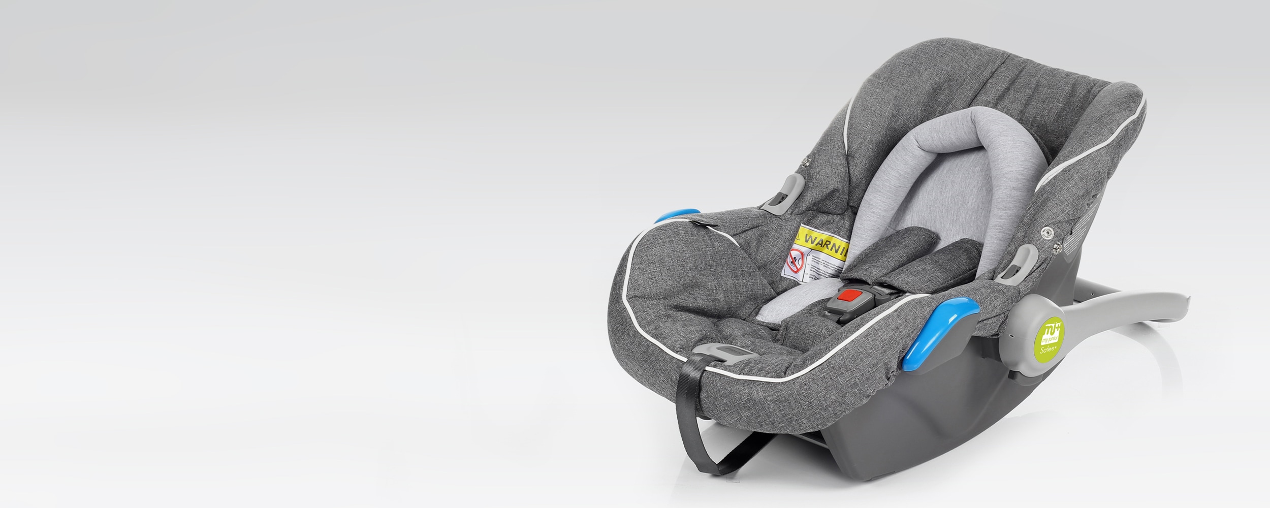 My Junior Kinderwagen Babyschale komfortable Leichtigkeit