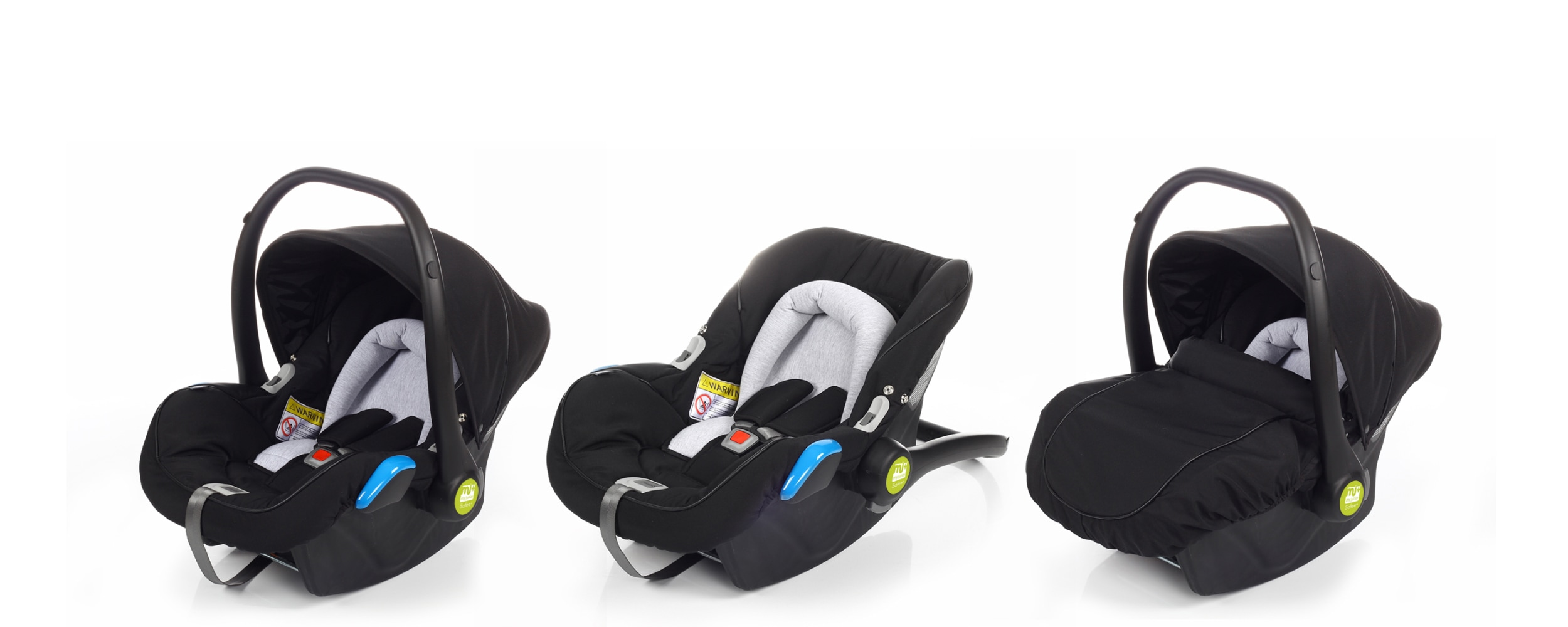 My Junior Kinderwagen Babyschale Ausstattung