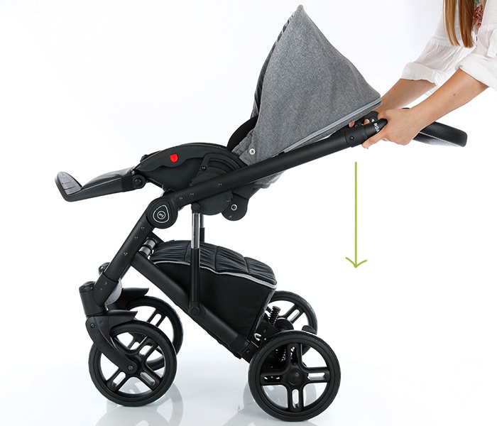 My Junior Kinderwagen Noax Einfach Klappen