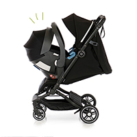 My Junior Kinderwagen Buggy Pico Babyschalen kompatibel