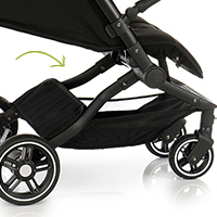 My Junior Kinderwagen Buggy Pico Einkaufskorb