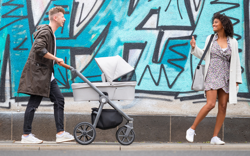 My Junior Kinderwagen Vita Hope Sorglos Paket