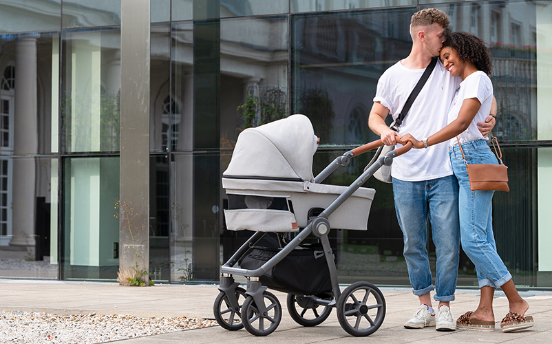My Junior Kinderwagen Vita Hope Sicherheit