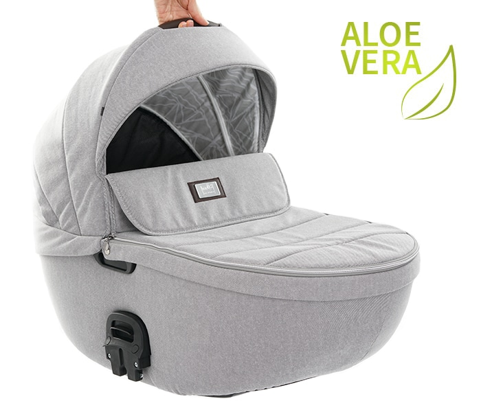 My Junior Kinderwagen Vita unique Aloe Vera Matratze